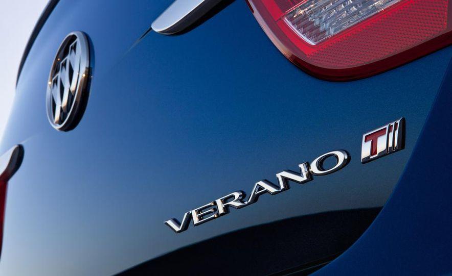 2013 Buick Verano Turbo - Slide 16