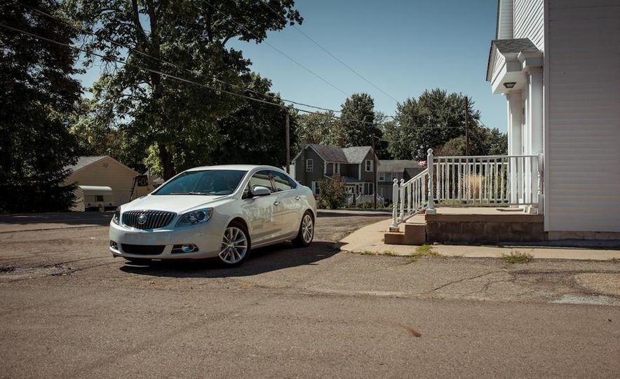 2013 Buick Verano Turbo - Slide 5