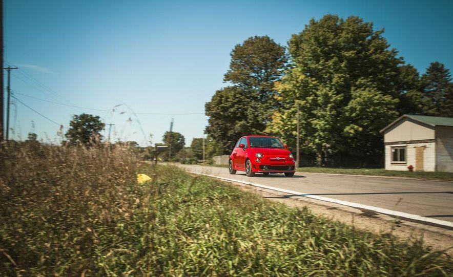 2013 Fiat 500 Turbo - Slide 1