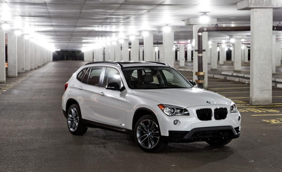 BMW X XDrivei Test Review Car And Driver - Bmw 1x for sale