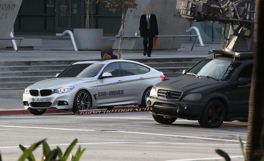 2014 BMW 3-series GT (spy photo) - Slide 1