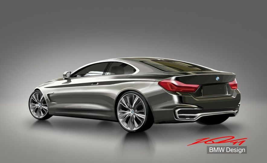 BMW Concept 4-series Coupe - Slide 53