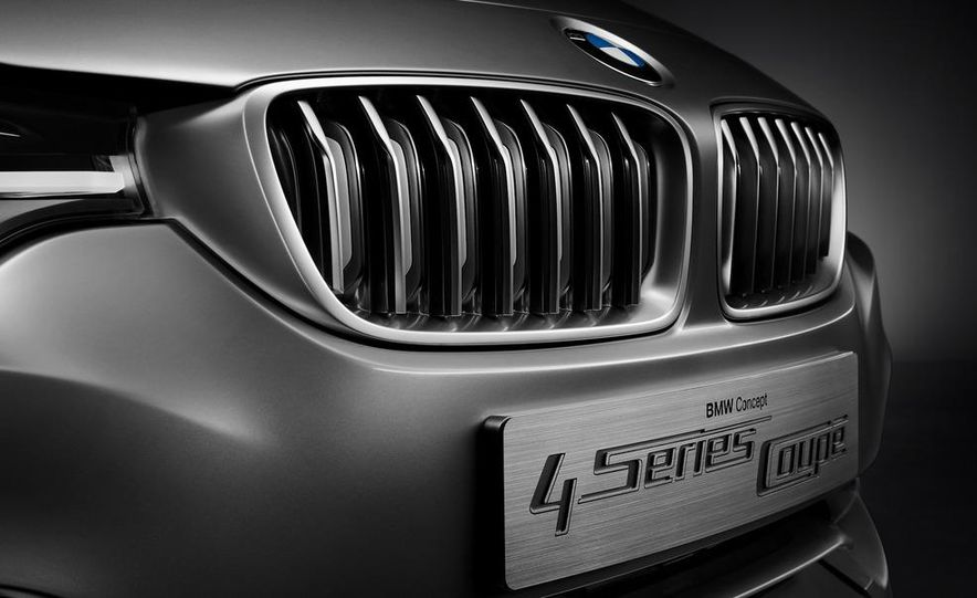 BMW Concept 4-series Coupe - Slide 40