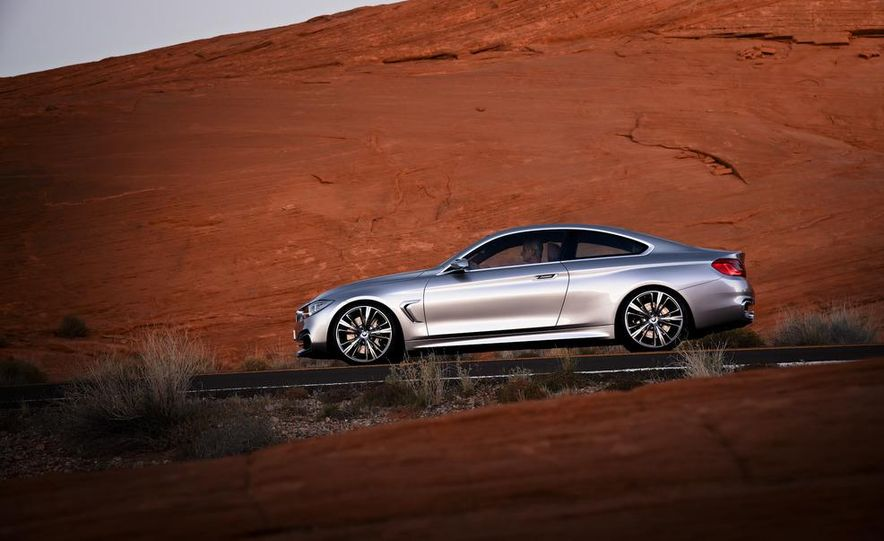 BMW Concept 4-series Coupe - Slide 14