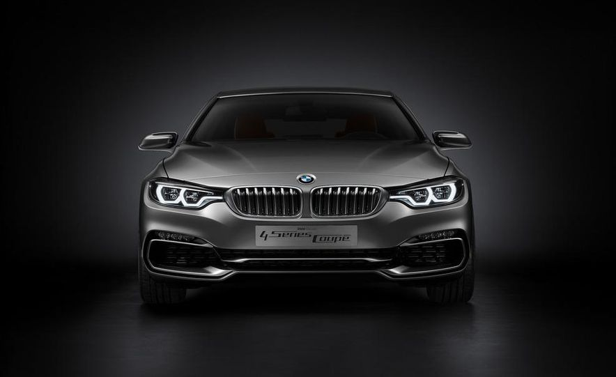BMW Concept 4-series Coupe - Slide 35