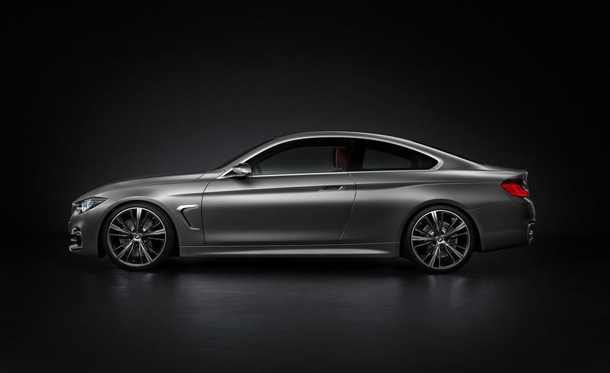 BMW Concept 4-series Coupe - Slide 36