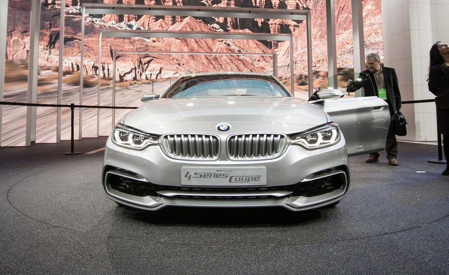 BMW Concept 4-series Coupe - Slide 2