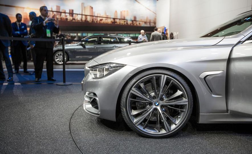 BMW Concept 4-series Coupe - Slide 5