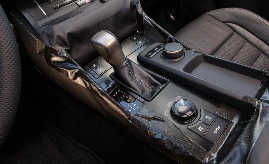 2014 Lexus IS - Slide 35