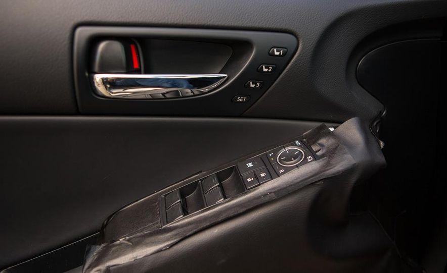 2014 Lexus IS - Slide 38