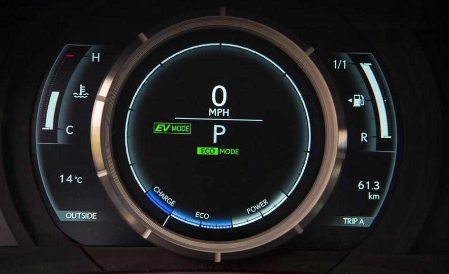 2014 Lexus IS - Slide 41