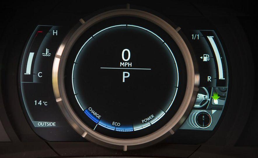 2014 Lexus IS - Slide 43