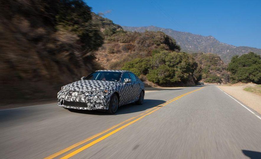 2014 Lexus IS - Slide 2