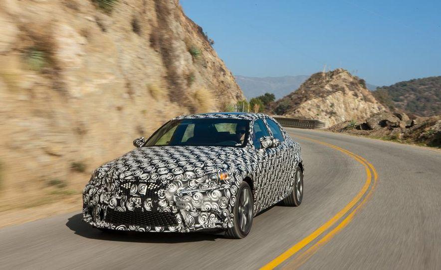 2014 Lexus IS - Slide 4
