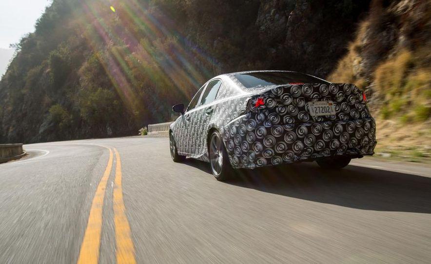 2014 Lexus IS - Slide 6