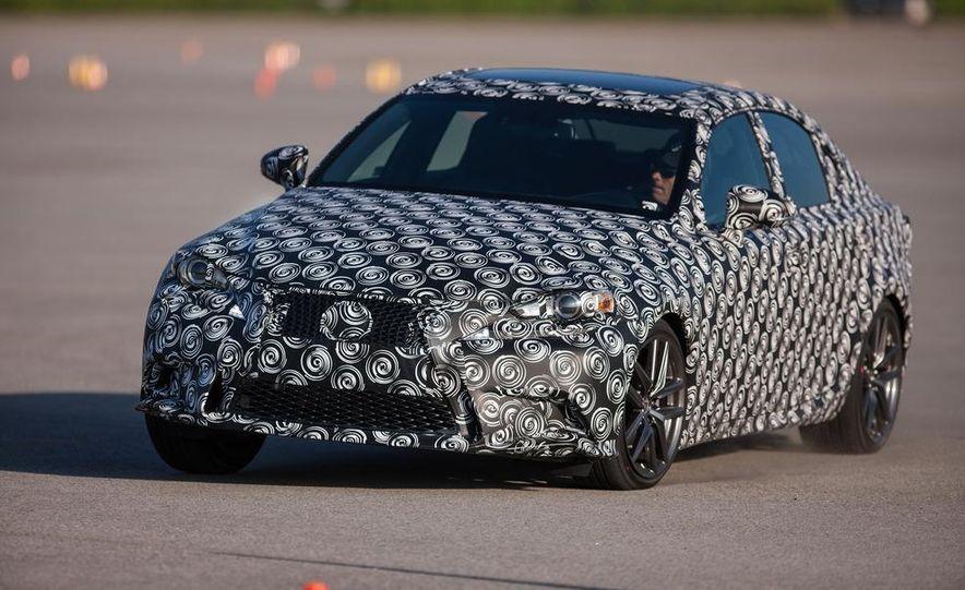 2014 Lexus IS - Slide 8