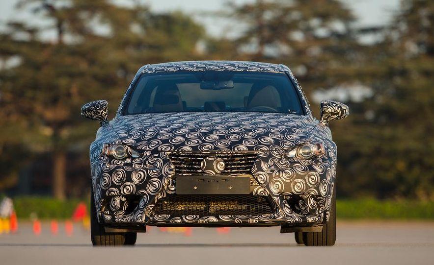 2014 Lexus IS - Slide 20