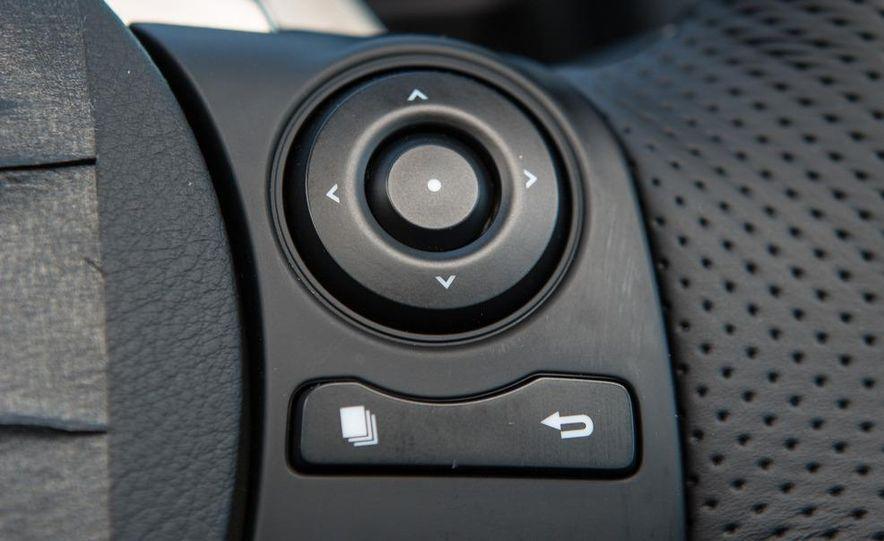 2014 Lexus IS - Slide 36