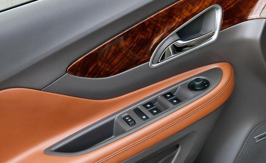 2013 Buick Encore - Slide 17
