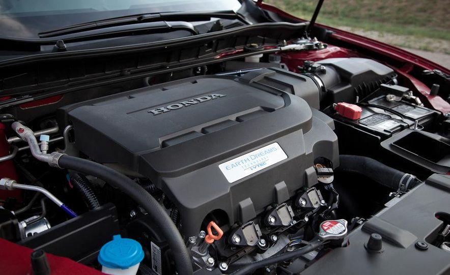 2013 Honda Accord V-6 coupe - Slide 44