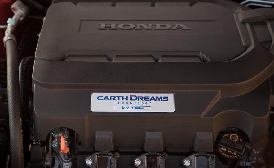 2013 Honda Accord V-6 coupe - Slide 45