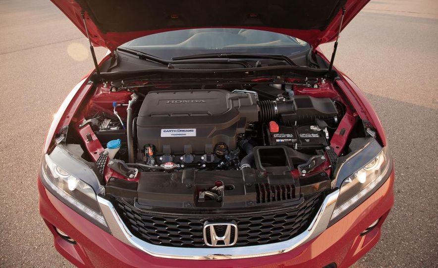 2013 Honda Accord V-6 coupe - Slide 46