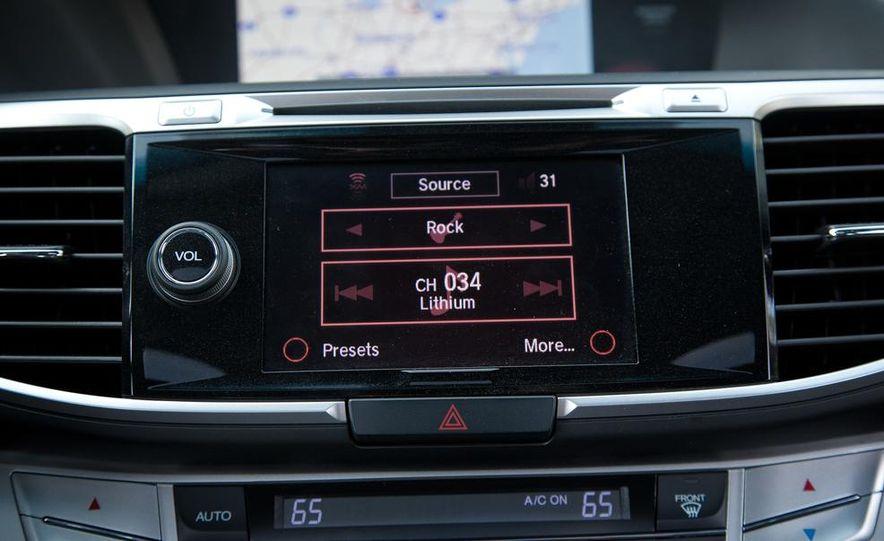 2013 Honda Accord V-6 coupe - Slide 40