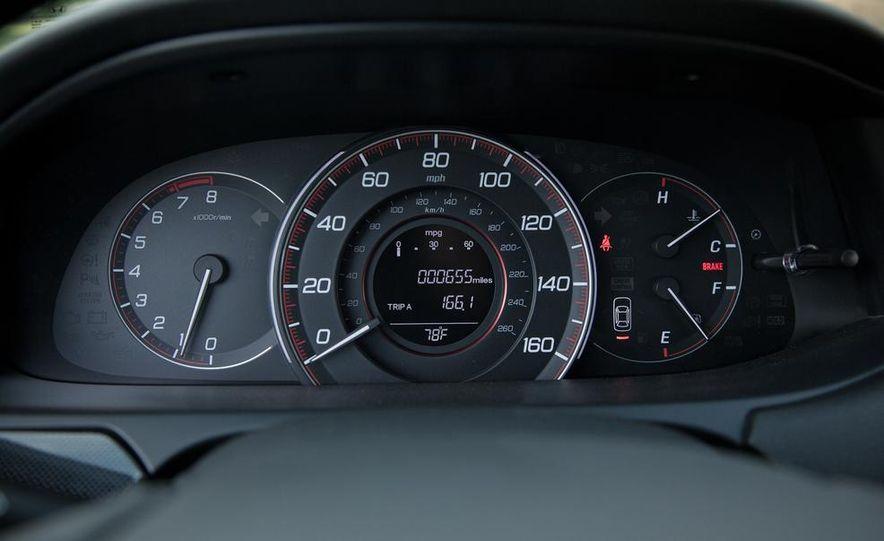 2013 Honda Accord V-6 coupe - Slide 35