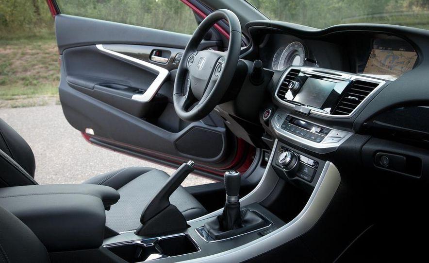 2013 Honda Accord V-6 coupe - Slide 26