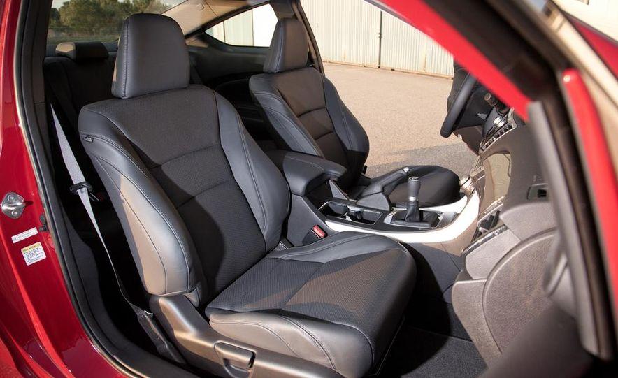 2013 Honda Accord V-6 coupe - Slide 29
