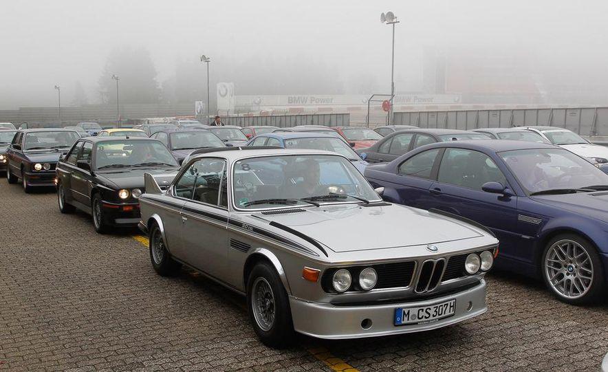 BMW M at 40: Driving History at the Nürburgring - Slide 15