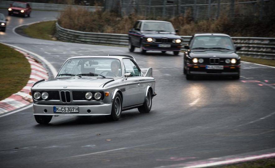 BMW M at 40: Driving History at the Nürburgring - Slide 14