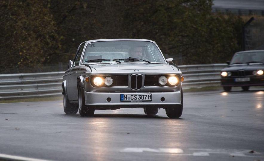 BMW M at 40: Driving History at the Nürburgring - Slide 10