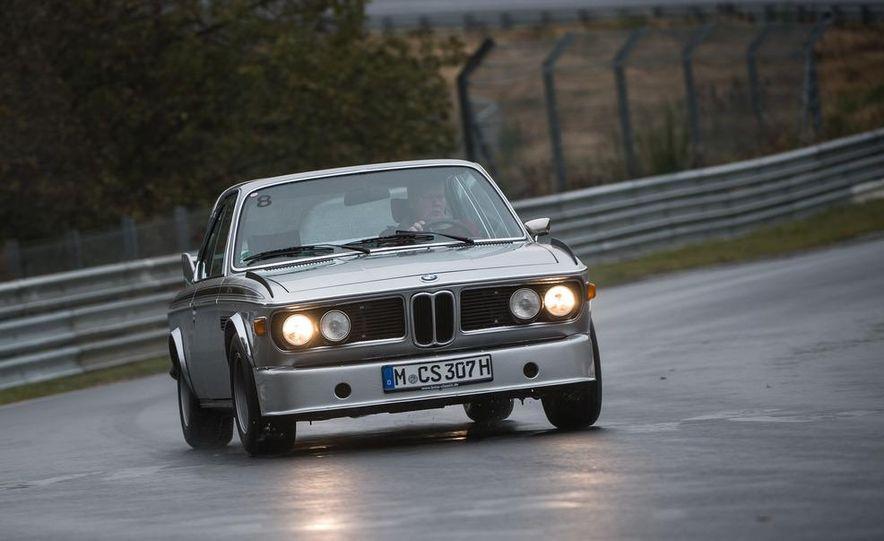 BMW M at 40: Driving History at the Nürburgring - Slide 11