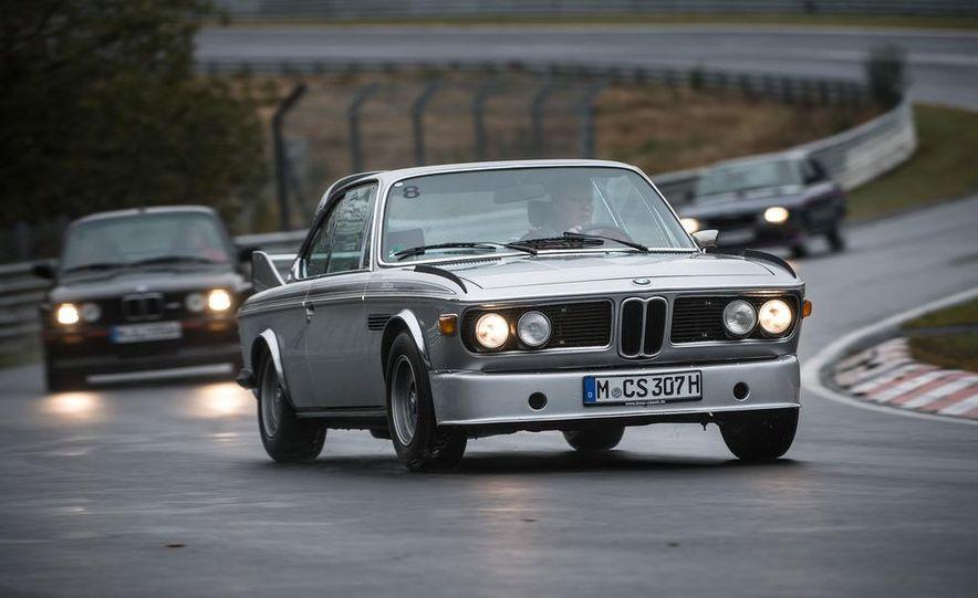 BMW M at 40: Driving History at the Nürburgring - Slide 12