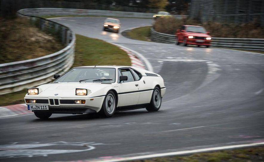 BMW M at 40: Driving History at the Nürburgring - Slide 25