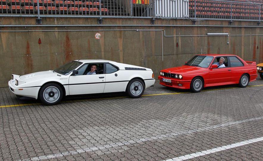 BMW M at 40: Driving History at the Nürburgring - Slide 29