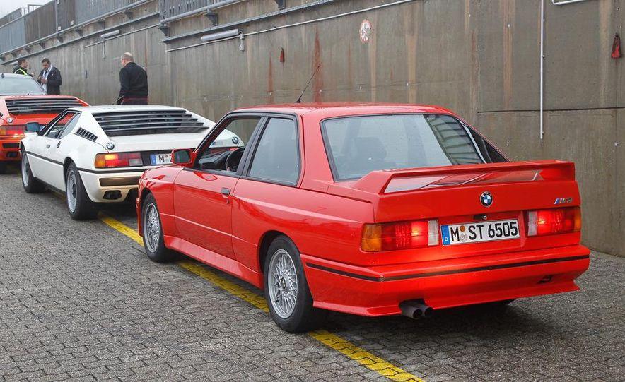 BMW M at 40: Driving History at the Nürburgring - Slide 37