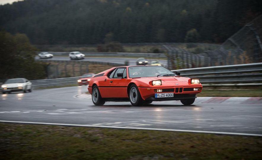 BMW M at 40: Driving History at the Nürburgring - Slide 21