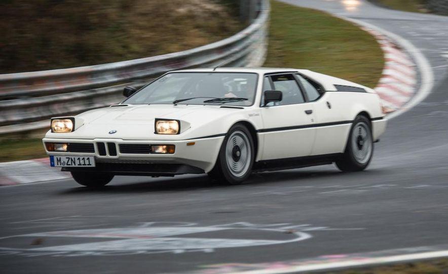 BMW M at 40: Driving History at the Nürburgring - Slide 26
