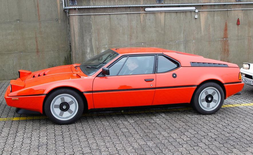 BMW M at 40: Driving History at the Nürburgring - Slide 27