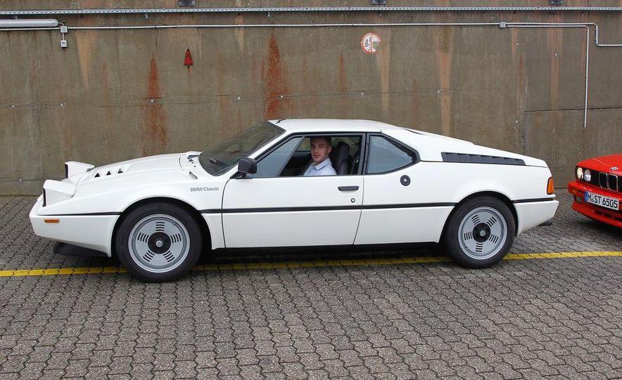 BMW M at 40: Driving History at the Nürburgring - Slide 28