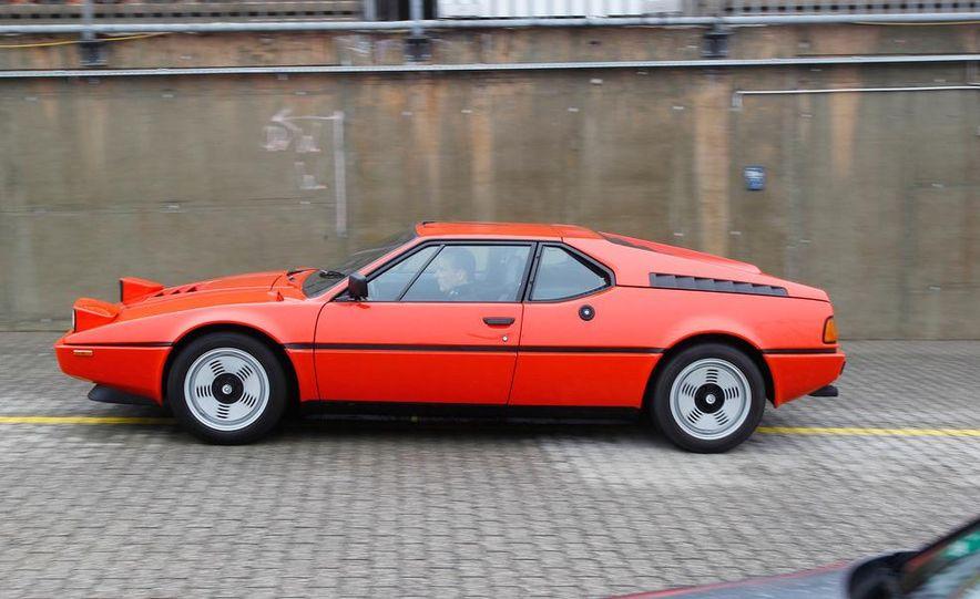 BMW M at 40: Driving History at the Nürburgring - Slide 31