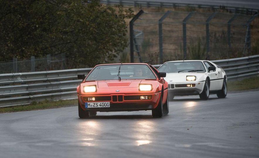 BMW M at 40: Driving History at the Nürburgring - Slide 22