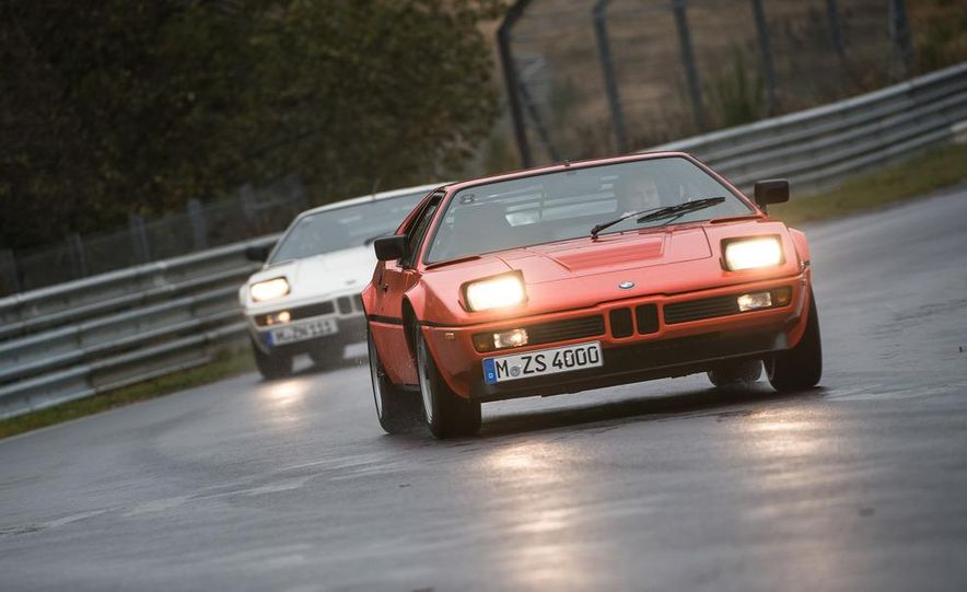 BMW M at 40: Driving History at the Nürburgring - Slide 23