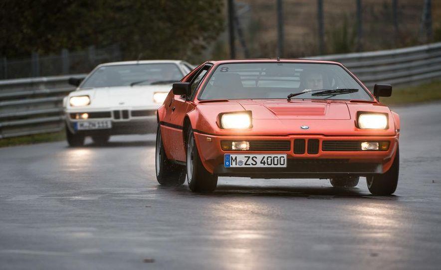 BMW M at 40: Driving History at the Nürburgring - Slide 24