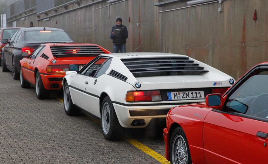 BMW M at 40: Driving History at the Nürburgring - Slide 30