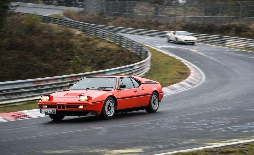 BMW M at 40: Driving History at the Nürburgring - Slide 32