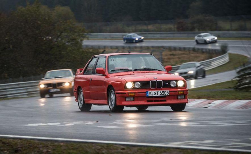 BMW M at 40: Driving History at the Nürburgring - Slide 34
