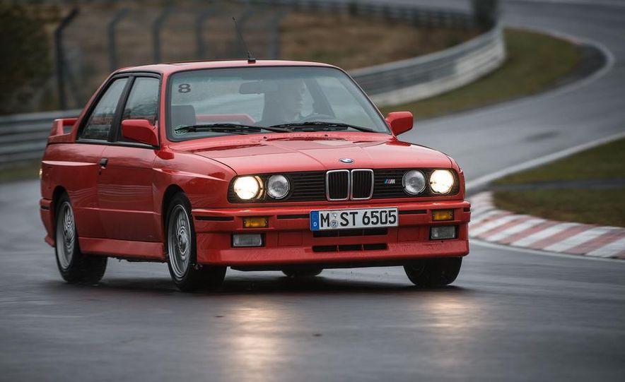 BMW M at 40: Driving History at the Nürburgring - Slide 35